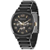 ポリス POLICE 腕時計 メンズ サンマリノ SAN MARINO 14582JSB-02M ス...