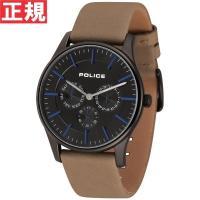 ポリス POLICE 腕時計 メンズ COURTESY コーテシー 14701JSB-02 シンプル...