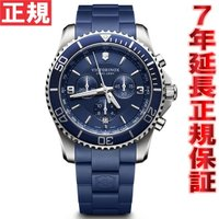 ビクトリノックス 腕時計 メンズ マーベリック MAVERICK クロノグラフ ヴィクトリノックス ...