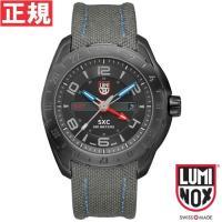 ルミノックス LUMINOX 腕時計 メンズ SXC STEEL GMT 5120 SPACE SE...
