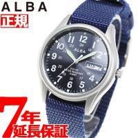 ポイント最大19倍! セイコー アルバ ソーラー 腕時計 メンズ AEFD556 SEIKO