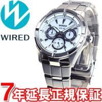 ワイアード WIRED ソーラー 腕時計 メンズ ニュースタンダードモデル AGAD050 セイコー...