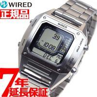 ワイアード WIRED 腕時計 メンズ ソリディティ SOLIDITY AGAM401 セイコー S...