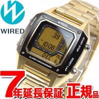 ワイアード WIRED 腕時計 メンズ ソリディティ SOLIDITY AGAM402 セイコー S...