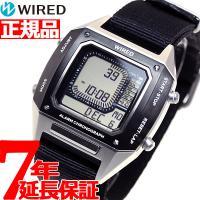 ワイアード WIRED 腕時計 メンズ ソリディティ SOLIDITY AGAM403 セイコー S...