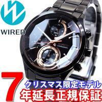 ワイアード WIRED クリスマス限定モデル 腕時計 メンズ リフレクション REFLECTION ...