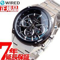 ワイアード WIRED 腕時計 メンズ ソリディティ SOLIDITY AGAW443 セイコー S...