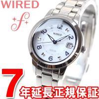 ワイアード エフ WIRED f ソーラー 腕時計 レディース ペアスタイル AGED082 セイコ...