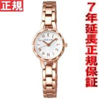 ミッシェルクラン 腕時計 レディース AJCK076 MICHEL KLEIN 人気のフリルブレスに...