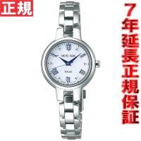 ミッシェルクラン ソーラー 腕時計 レディース AVCD025 MICHEL KLEIN ローマ数字...