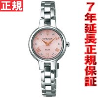 ミッシェルクラン ソーラー 腕時計 レディース AVCD026 MICHEL KLEIN ローマ数字...