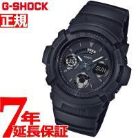 Gショック G-SHOCK 腕時計 メンズ ブラック アナデジ AW-591BB-1AJF カシオ ...