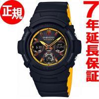 Gショック G-SHOCK 電波 ソーラー 電波時計 腕時計 メンズ AWG-M100SBY-1AJ...