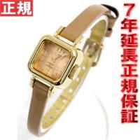 ZUCCa ズッカ 腕時計 ズッカ キャラメル AWGP005 カバン ド ズッカ CABANE d...