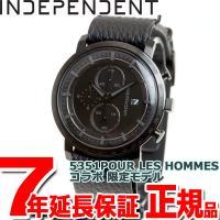 インディペンデント INDEPENDENT 限定モデル 5351POUR LES HOMMES コラ...