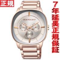 インディペンデント 腕時計 メンズ シチズン CITIZEN BH7-326-91 INDEPEND...