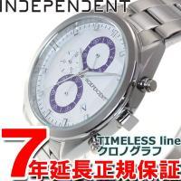 インディペンデント 腕時計 メンズ BR2-311-11 INDEPENDENT  タイムレスライン...