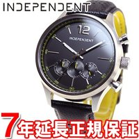 インディペンデント 腕時計 メンズ タイムレスライン クロノグラフ BR3-113-50 INDEP...