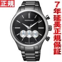 インディペンデント 腕時計 メンズ クロノグラフ シチズン CITIZEN BR3-130-51 I...
