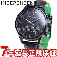 インディペンデント 腕時計 メンズ タイムレスライン クロノグラフ BR3-148-50 INDEP...