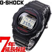 カシオ Gショック CASIO G-SHOCK 腕時計 メンズ DW-5750E-1JF 1983年...