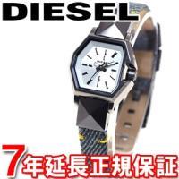 ディーゼル DIESEL 腕時計 レディース Z BACK UP デニム DZ5444 細身ながらも...