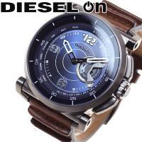ディーゼル DIESEL ON ハイブリッド スマートウォッチ ウェアラブル 腕時計 メンズ DZT...