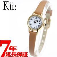 シチズン キー Kii: エコドライブ 腕時計 レディース EG2995-28A ソーラー ラウンド...