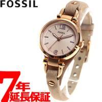 FOSSIL フォッシル 腕時計 レディース GEORGIA ジョージア ES3262 人気の定番G...