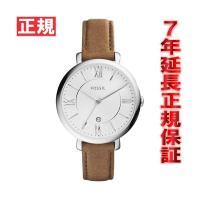 FOSSIL フォッシル 腕時計 レディース JACQUELINE ジャクリーン ES3708 クラ...