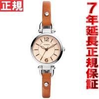 フォッシル FOSSIL 腕時計 レディース ジョージア GEORGIA ES4025 華奢なサイズ...