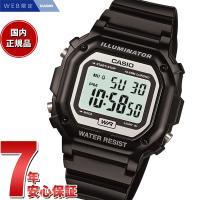 カシオ CASIO 限定モデル 腕時計 メンズ ブラック デジタル F-108WHC-1AJF スタ...