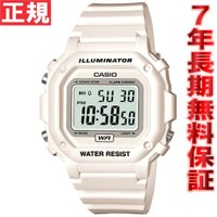 カシオ CASIO 限定モデル 腕時計 メンズ ホワイト デジタル F-108WHC-7BJF スタ...