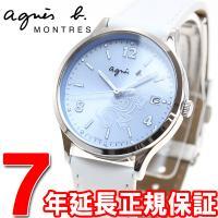 アニエスベー 腕時計 メンズ/レディース レザール FBSD956 agnes b. アニエスベーの...