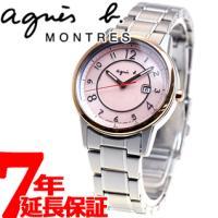 アニエスベー ソーラー 腕時計 レディース FBSD958 agnes b.(アニエスベー)アニエス...