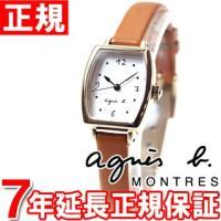 agnes b.(アニエスベー)アニエスb 腕時計 レディース FBSK951 ビンテージ感のある型...