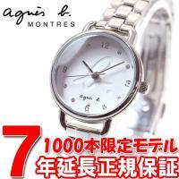 アニエスベー クリスマス限定モデル 腕時計 レディース FCSK703 agnes b. アニエスベ...
