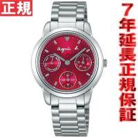 アニエスベー 腕時計 レディース サム FCST995 agnes b. 人気の「サム」シリーズに世...