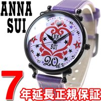 アナスイ ANNA SUI 腕時計 レディース ブランド誕生20周年記念 限定モデル FCVK703...
