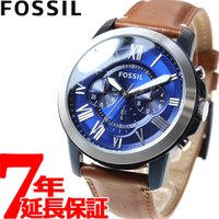フォッシル FOSSIL 腕時計 メンズ グラント GRANT クロノグラフ FS5151 洗練され...