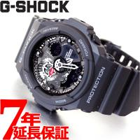 カシオ Gショック G-SHOCK CASIO 腕時計 メンズ アナデジ ブラック GA-300-1...