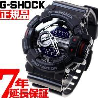 Gショック G-SHOCK 腕時計 メンズ アナデジ GA-400-1BJF タフネスを追求し進化を...