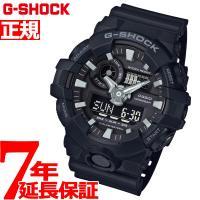 Gショック G-SHOCK 腕時計 メンズ 黒 ブラック アナデジ GA-700-1BJF カシオ ...