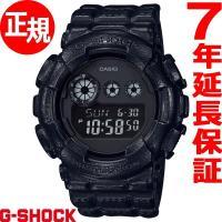 カシオ Gショック CASIO G-SHOCK 腕時計 メンズ GD-120BT-1JF 世界の様々...