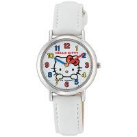 Q&Q ハローキティ HELLO KITTY 腕時計 レディース シチズン CITIZEN HK15...