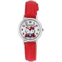 Q&Q ハローキティ HELLO KITTY 腕時計 レディース シチズン CITIZEN HK25...