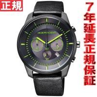 インディペンデント ソーラー 腕時計 メンズ タイムレスライン クロノグラフ KF5-144-50 ...