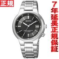 シチズン レグノ ソーラー 電波時計 腕時計 メンズ スタンダード ペアウォッチ KL8-112-5...