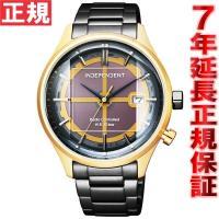 インディペンデント ソーラー 電波時計 腕時計 メンズ イノベイティブライン 20周年記念モデル 限...