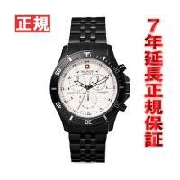 スイスミリタリー SWISS MILITARY 腕時計 メンズ クロノグラフ フラッグシップ FLA...